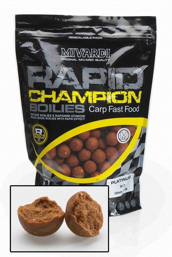 Boilies - Mivardi Boilies Rapid Champion Platinum B17