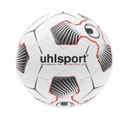 Bílo-černý fotbalový míč Uhlsport - velikost 3