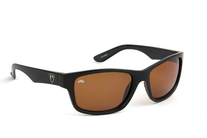 Polarizační brýle - Fox Rage Polarizační brýle Matt Black Frame/Brown Lens Eyewear