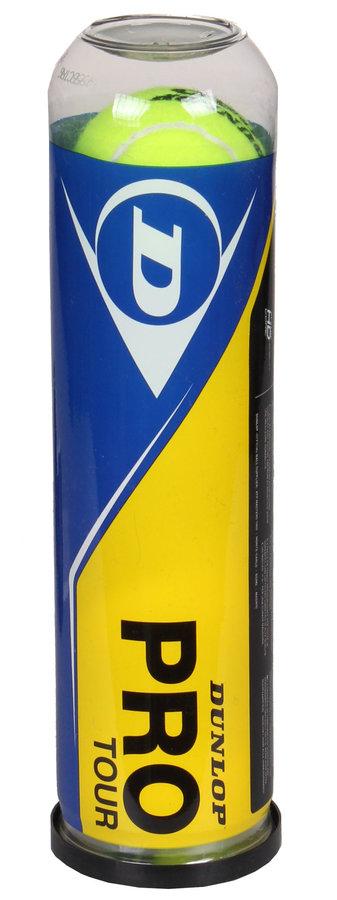 Tenisový míček Pro Tour, Dunlop - 4 ks