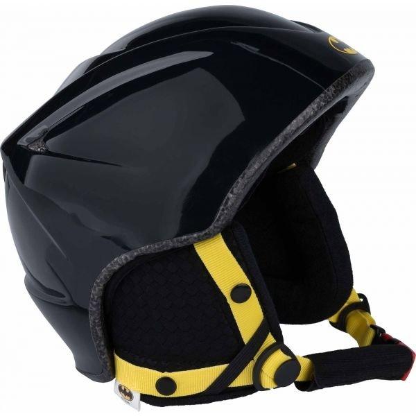 Černá pánská lyžařská helma Warner Bros