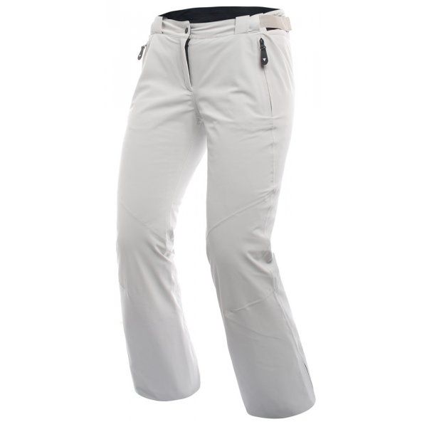 Bílé dámské lyžařské kalhoty Dainese - velikost L