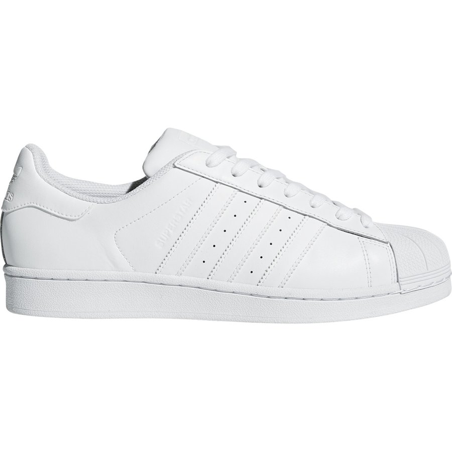 Bílé pánské tenisky Superstar, Adidas - velikost 38,5 EU