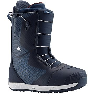 Modré pánské boty na snowboard Burton - velikost 45 EU