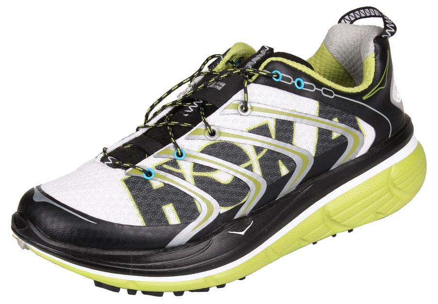 Bílé pánské běžecké boty - obuv Rapa Nui, Hoka One One - velikost 40,5 EU
