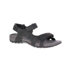 Černé pánské sandály Merrell - velikost 44 EU