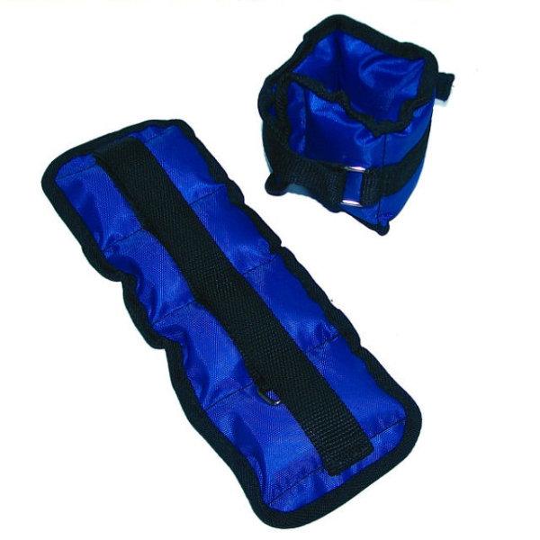 Modré závaží na ruce Sedco - 2,25 kg