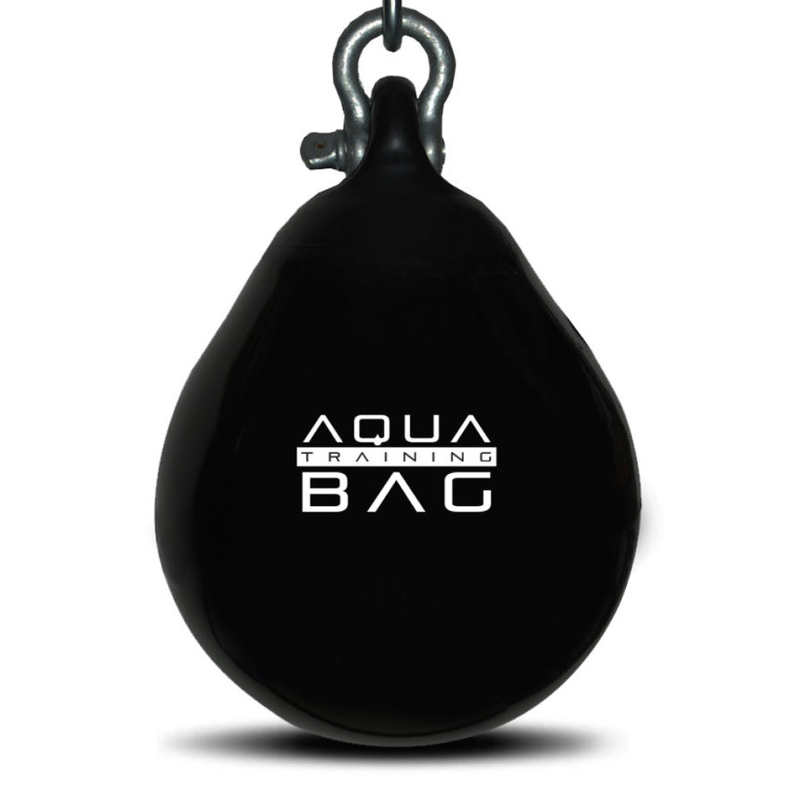 Černý vodní boxovací pytel Aqua Training Bag - 85 kg