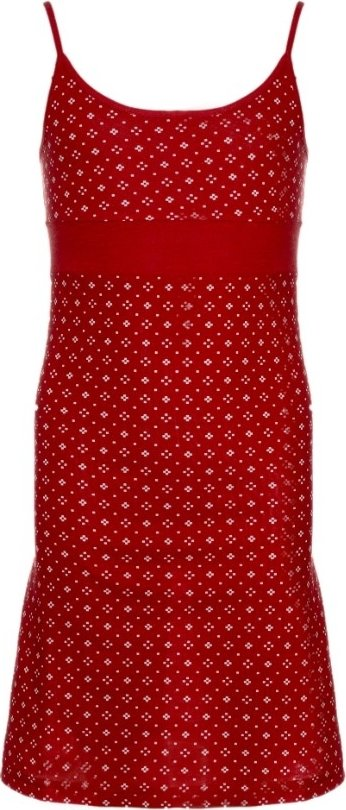 Červené dívčí šaty Sam 73 - velikost 128