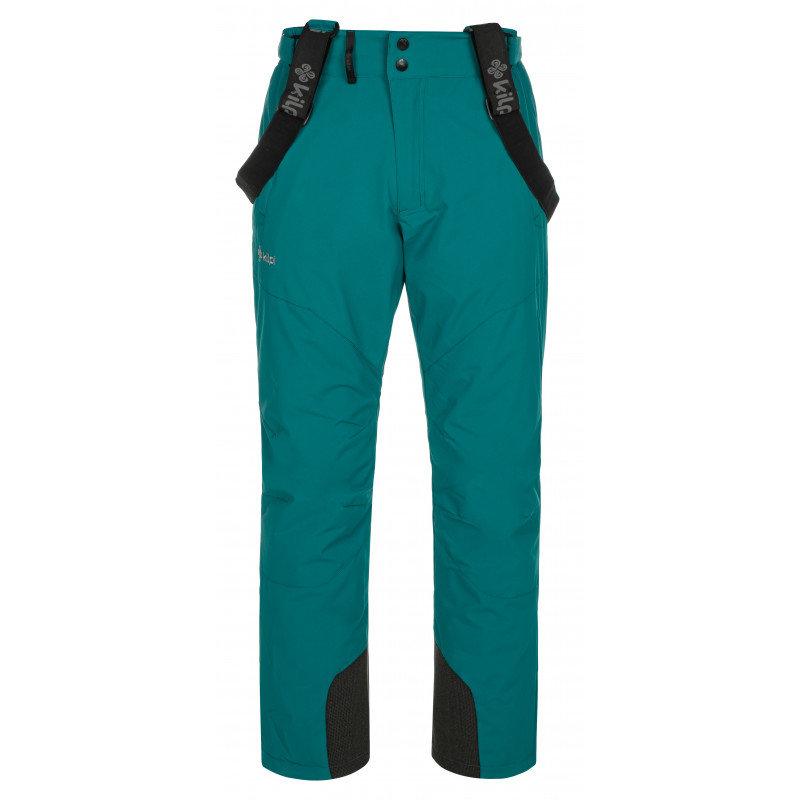Tyrkysové pánské lyžařské kalhoty Kilpi