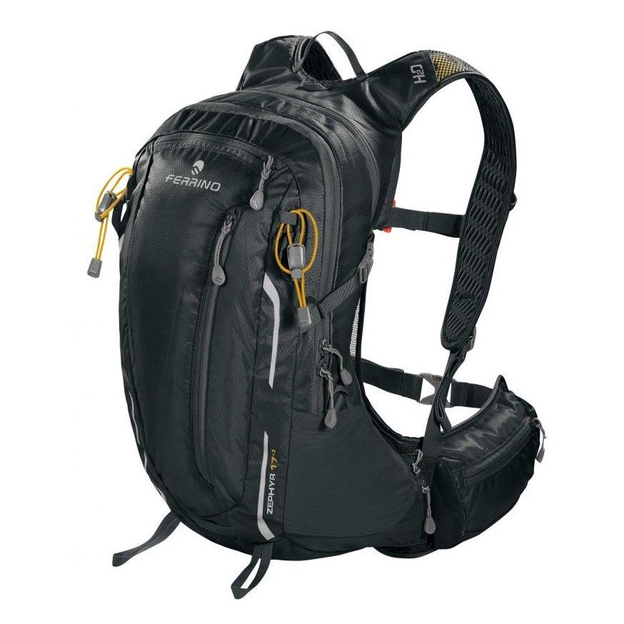 6da4908769 Černý turistický batoh ZEPHYR