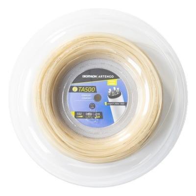 Bílý tenisový výplet Artengo - průměr 1,24 mm