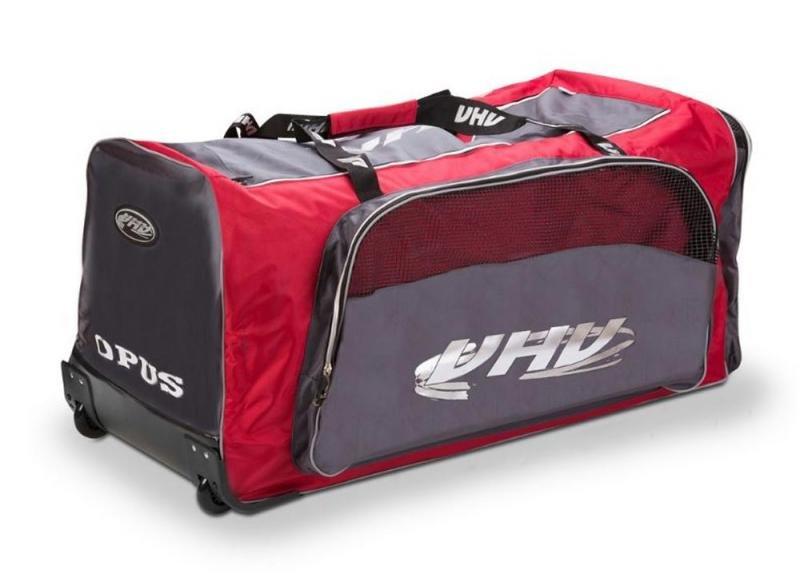 Červená taška na hokejovou výstroj - senior Opus