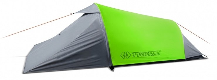 Stan - Trimm Spark - D lime green / grey