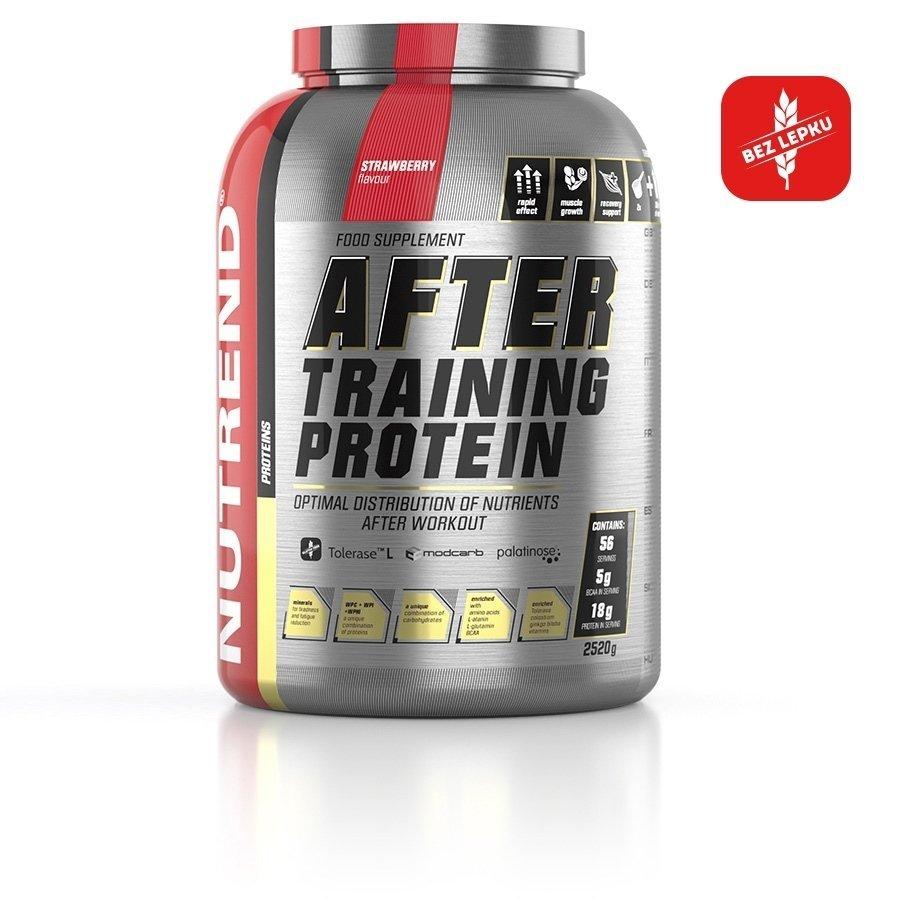 Syrovátkový protein Nutrend