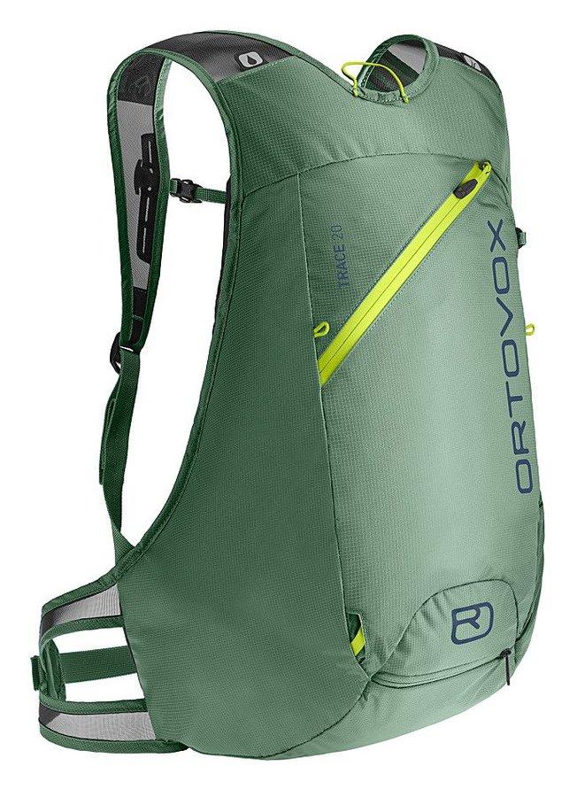 Zelený skialpový batoh Ortovox - objem 20 l