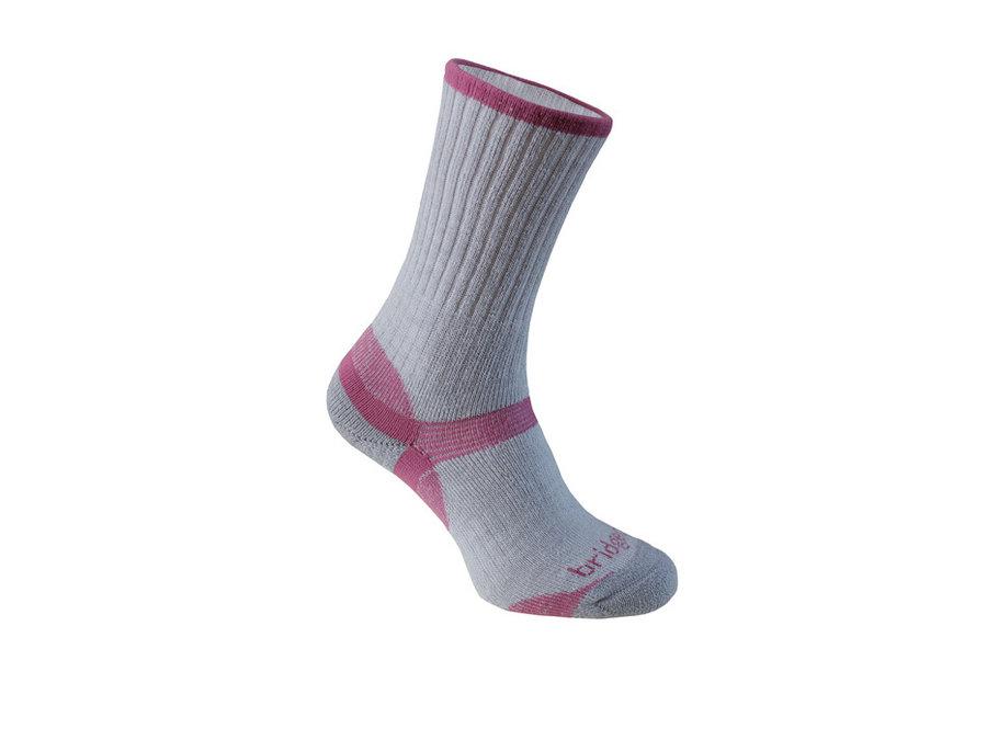 Šedé dámské trekové ponožky Bridgedale