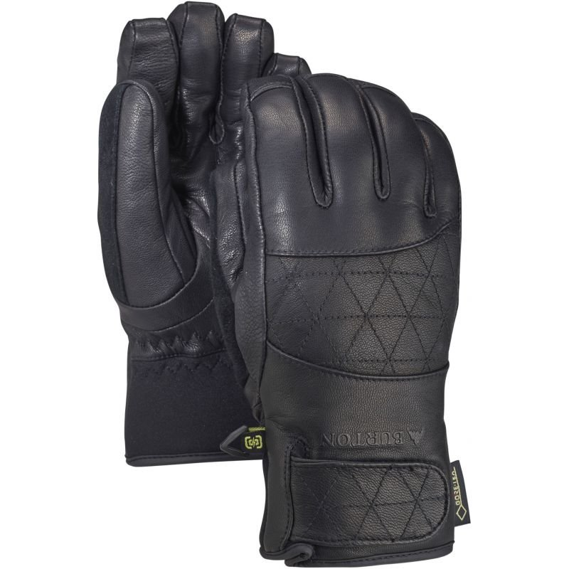Černé zimní rukavice Burton - velikost M