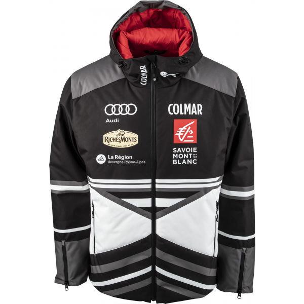 Bílo-černá pánská lyžařská bunda Colmar