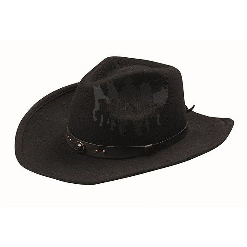 Westernový unisex jezdecký klobouk HKM
