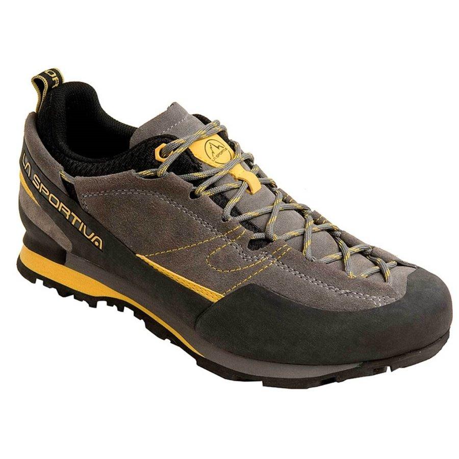 Černo-šedé pánské běžecké boty La Sportiva - velikost 45,5 EU