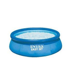 Nadzemní nafukovací kruhový bazén INTEX - objem 2420 l, průměr 244 cm a výška 76 cm