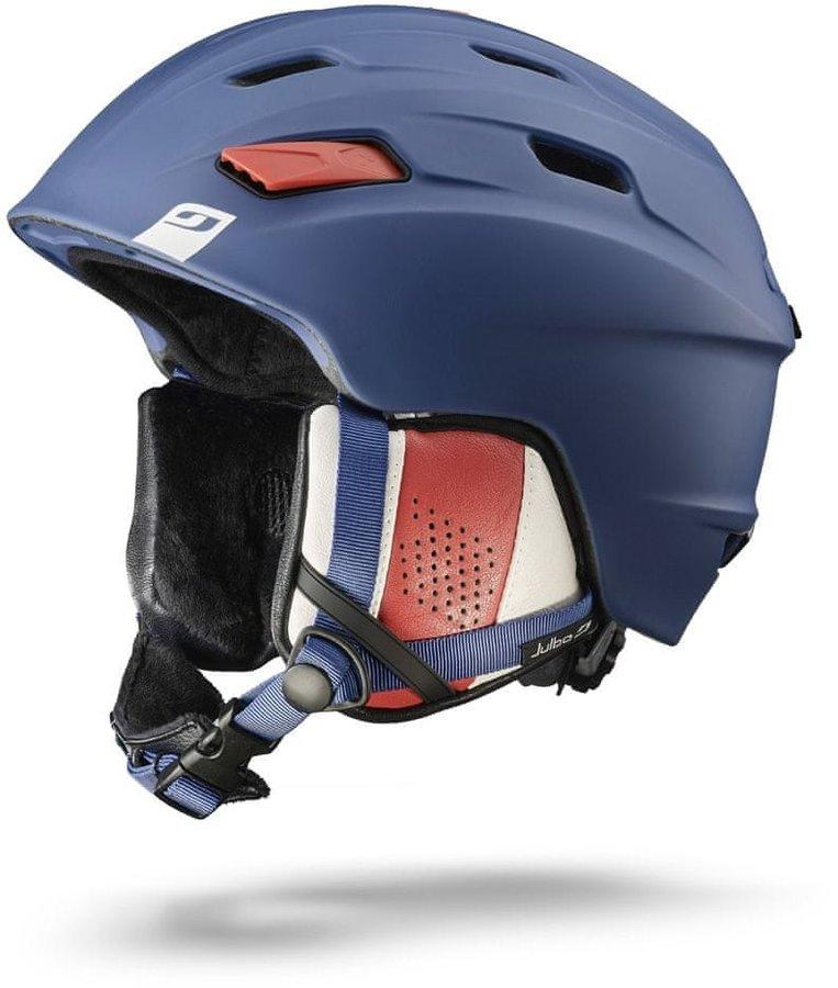 Modrá lyžařská helma Julbo - velikost 58-60 cm