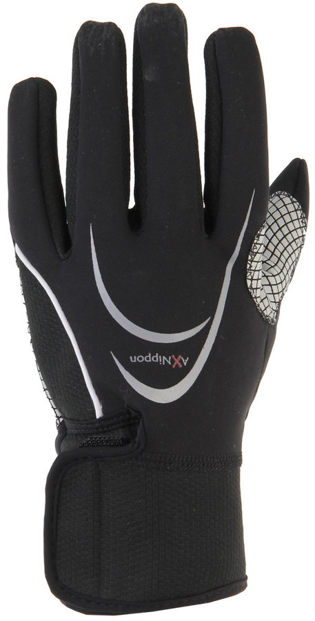Černé dámské zimní rukavice Axon