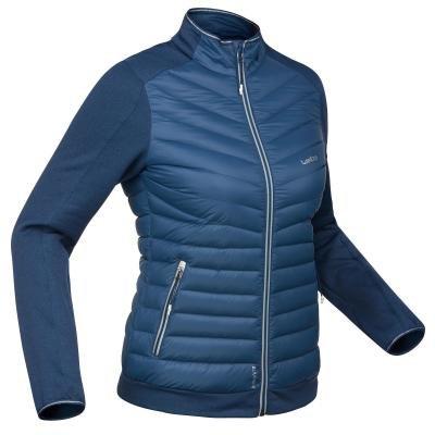 Modrá dámská bunda Wed'ze
