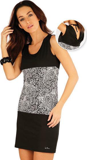 Černé dámské šaty Litex - velikost L