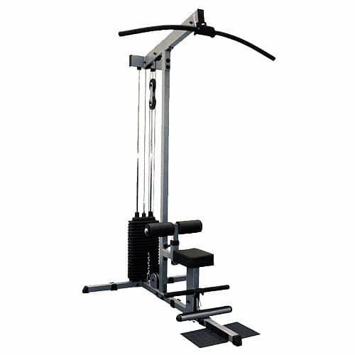 Posilovací věž GLM84, Body Solid - nosnost 150 kg