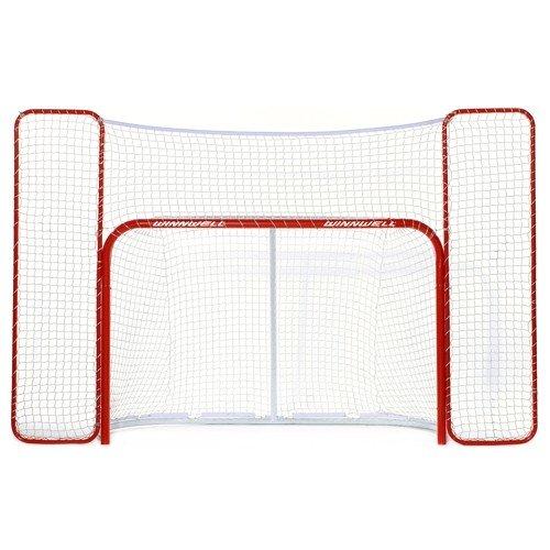Kovová hokejová branka Winnwell - šířka 183 cm, výška 122 cm a hloubka 68 cm