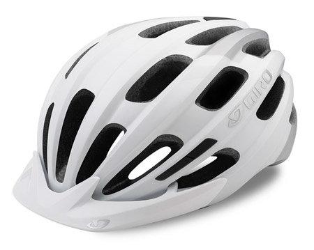Bílá unisex cyklistická helma Giro - velikost 54-61 cm