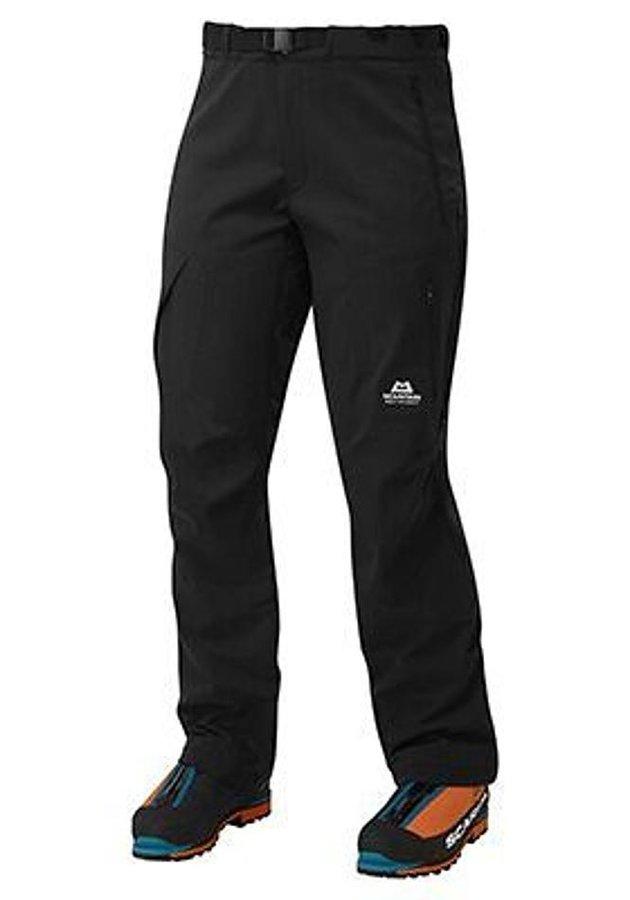 Černé dámské lyžařské kalhoty Mountain Equipment