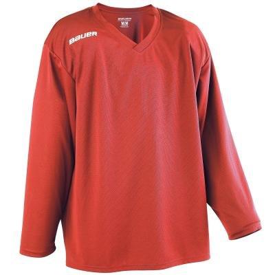 Červený hokejový dres B200, Bauer - velikost XXL