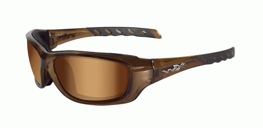 Polarizační brýle - Sluneční brýle Wiley X Gravity Bronze Flash