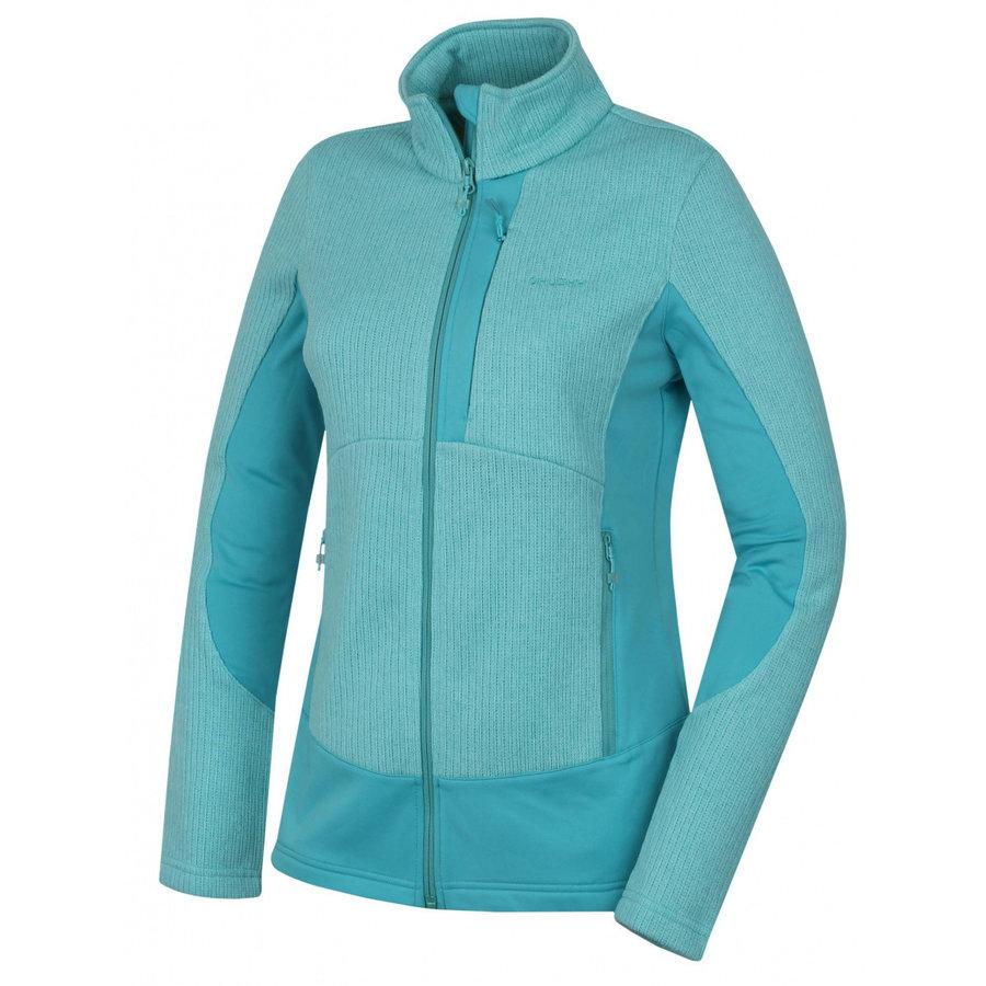 Modrá dámská bunda Husky - velikost S