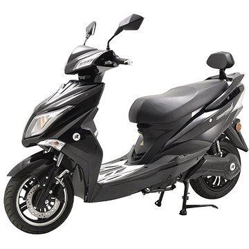 Černý elektromotocykl Extreme, Racceway