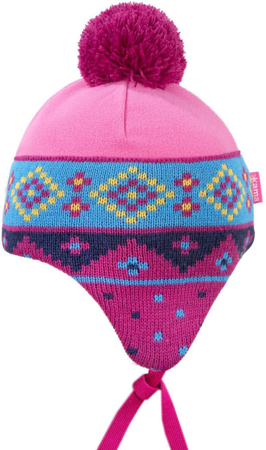 Dětská zimní čepice Kama - velikost M