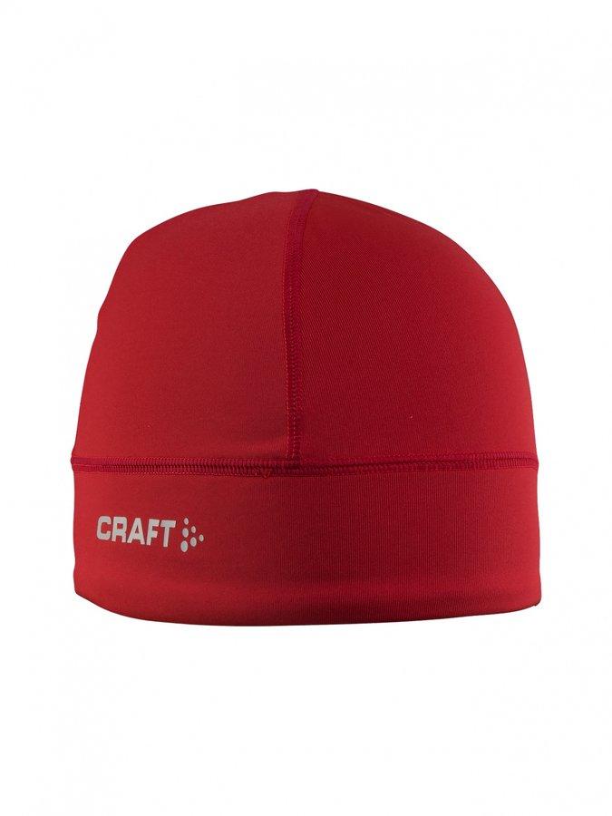 Růžová zimní čepice Craft - velikost L-XL