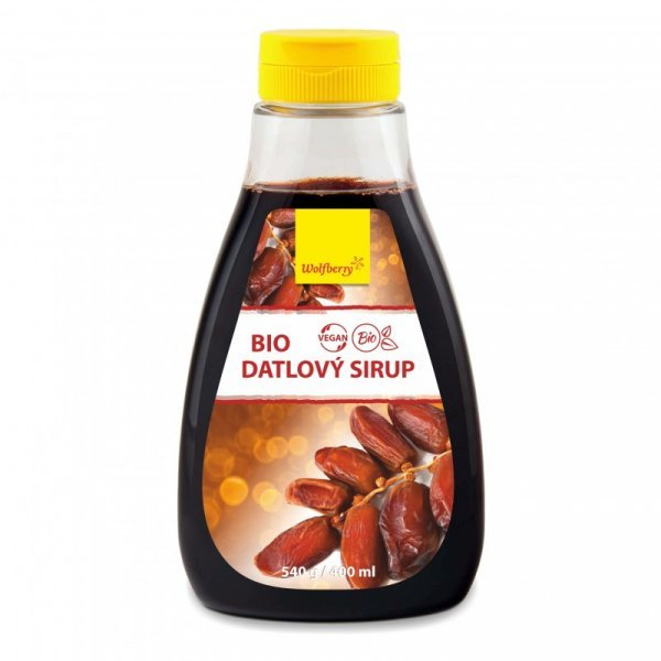 Sirup Wolfberry - objem 400 ml