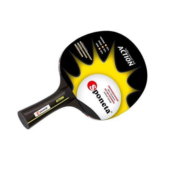Pálka na stolní tenis Action, Sponeta