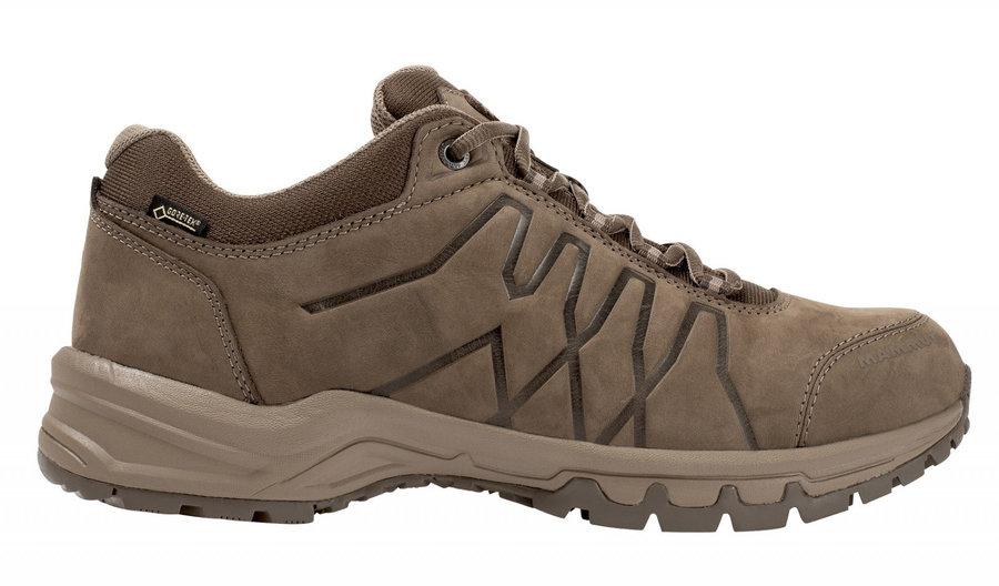 Hnědé pánské trekové boty Mammut