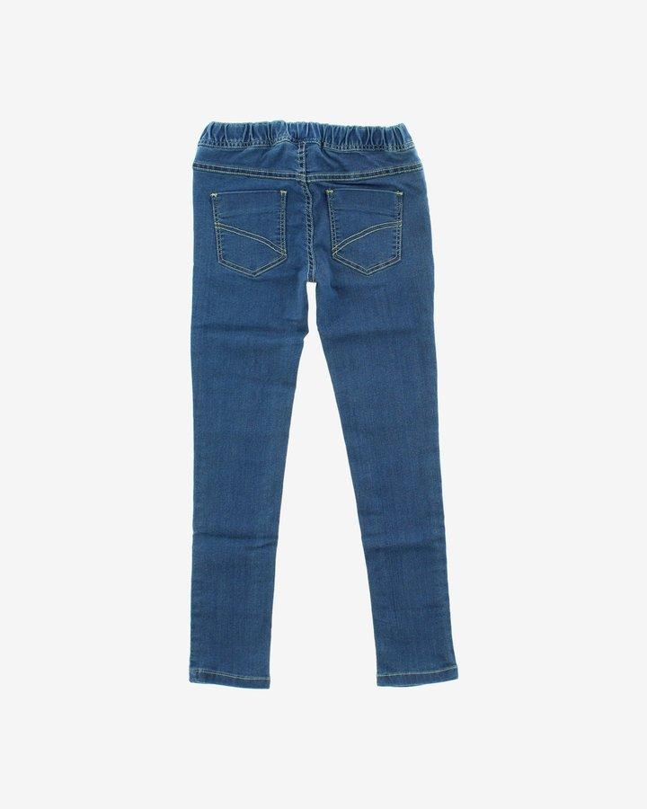 Modré dívčí džíny Geox - velikost 104