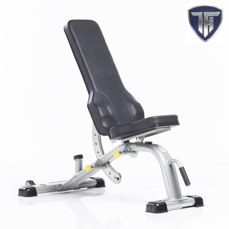 Posilovací lavice - TUFF STUFF De Luxe bench CDM-400