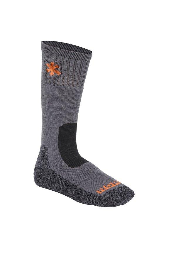 Šedé vysoké unisex ponožky Norfin - velikost XL