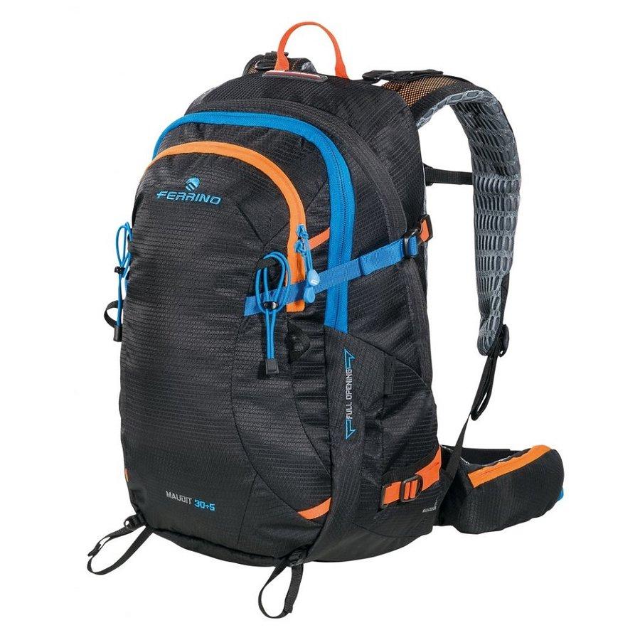 Černý skialpový batoh Ferrino - objem 35 l