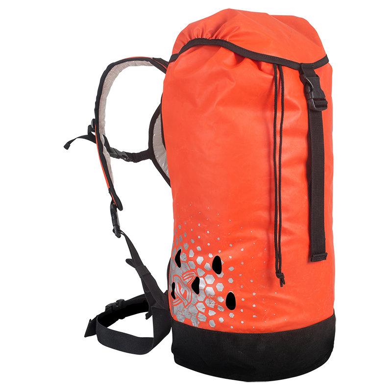 Oranžový vak na lezecké lano Beal - objem 40 l
