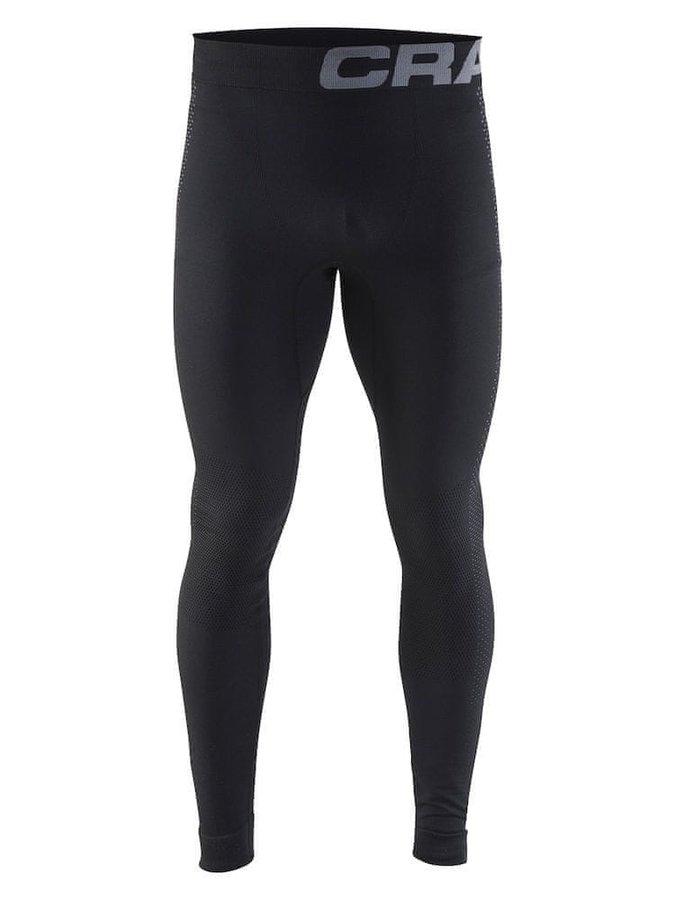 Černé pánské funkční kalhoty Craft
