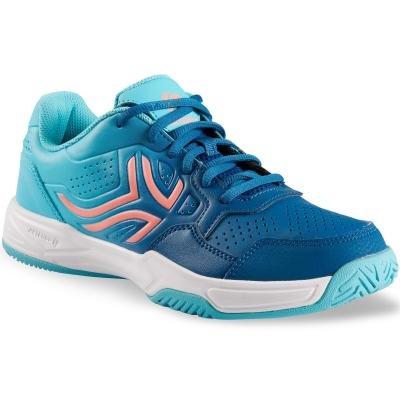 Modré dámské tenisové boty - obuv TS 190, Artengo